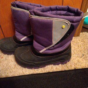 Western Chief purple snow boots